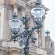 Lamppost in the Streets of Warsaw — Stock Photo #37175311