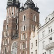 Stock Photo: MariackBasilicChurch, Krakow