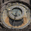 Astronomical Clock in Old Town Square, Prague — Stock Photo #40779271