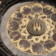 Astronomical Clock in Old Town Square, Prague — Stock Photo #40779339
