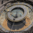 Astronomical Clock in Old Town Square, Prague — Stock Photo #40779355