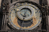Astronomical Clock in Old Town Square, Prague — Stock Photo