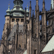 Stock Photo: Cathedral, Prague, Czech Republic