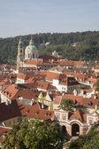 Cityscape of Prague — Photo