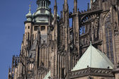 собор, прага, чешская республика — Стоковое фото