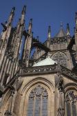 Cathedral, Prague, Czech Republic — Stock Photo