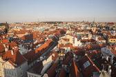 Paesaggio urbano di praga, repubblica ceca — Foto Stock