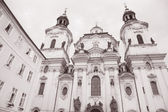 Stare mesto mahalle, Prag St. nicholas Kilisesi — Stok fotoğraf