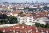 República checa de cityscape, praga — Foto Stock