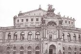 Dresden Opera Theatre, Dresden — Photo