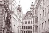 Streets of Dresden, Saxony, Germany — Photo