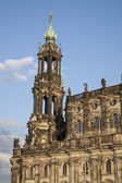 Cathedral in Dresden — Stock Photo
