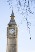 Big Ben and the Houses of Parliament, Westminster, London — Stock Photo