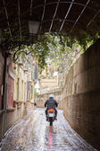 Callejon de Aguas Street, Santa Cruz Neighborhood, Seville — Foto Stock