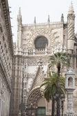 Seville Cathedral, Andalusia, Spain — Stock Photo