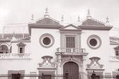 Real Maestranza Bullring, Seville — Stock Photo