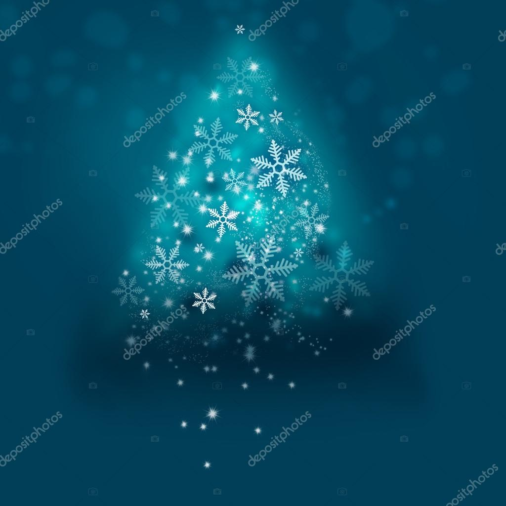 Abstract Chrismas tree illustraion  Stock Photo #12574953
