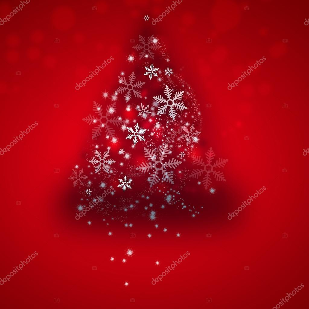 Abstract Chrismas tree illustraion — Stock Photo #12574962