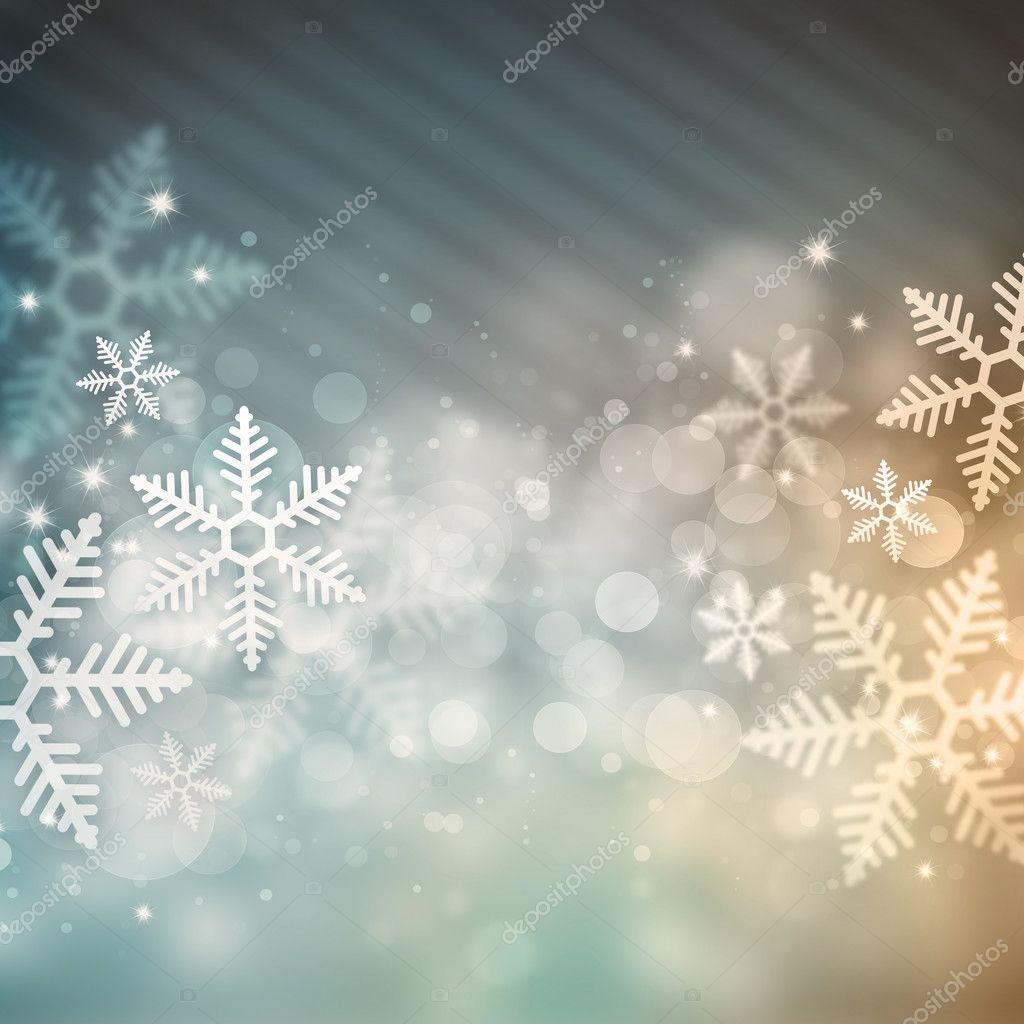 wundersch ne schneeflocke weihnachten hintergrund. Black Bedroom Furniture Sets. Home Design Ideas