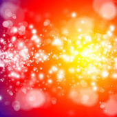 Bokeh abstract bright background — Stock Photo