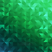 Modern abstract green background for Saint Patrick's Day — Stock Photo