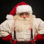 Gloomy Santa Claus portrait — Stock Photo #32363769