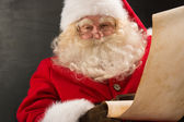 Portrait of Santa Claus — Stock Photo