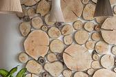 Ecological style background — Stock Photo