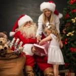 Santa Claus — Stock Photo #35616795