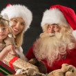 Santa Claus — Stock Photo #35616733