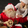 Santa Claus — Stock Photo #35616739