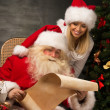 Santa Claus — Stock Photo #35616777