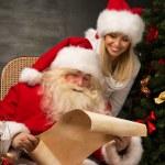Santa Claus — Stock Photo #35616777