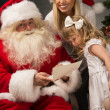 Santa Claus — Stock Photo #35616787