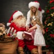 Santa Claus — Stock Photo #35616795