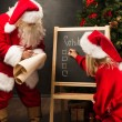 Santa Claus — Stock Photo #35616829