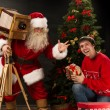 Santa Claus — Stock Photo #35616877