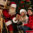 Santa Claus — Stock Photo #35616897