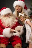 Santa claus — Photo