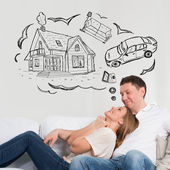 Mortgage and credit concept. — Stock Photo