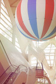 Air baloon model — Stock Photo
