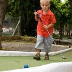Golfing — Stock Photo #4139803