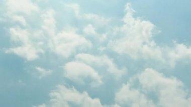 Upływ czasu - tropikalny chmura 2 — Wideo stockowe