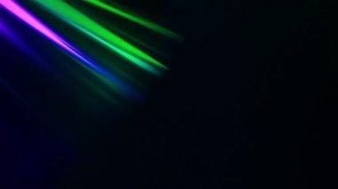 Reflected Bokeh Light 05 — ストックビデオ