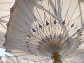 Umbrella Pillar of Masjid Nabawi — Stockfoto
