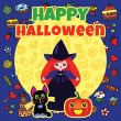 Halloween card — Stock Vector #32271321