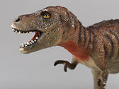 Tyrannosaurus rex side view — Stock Photo