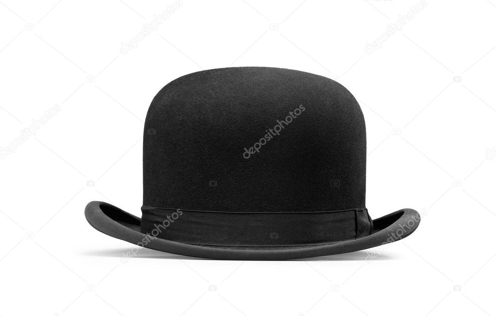 A bowler hat  — Stock Photo #12766562