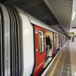 Inside view of London underground — Stock Photo #47899405