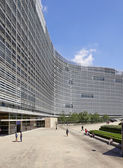 The Berlaymont office building — Stock Photo